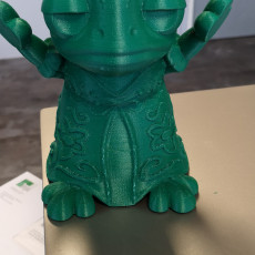 Picture of print of Pascal from Tangled - Easy to print