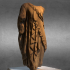 Korse's torso (young woman) image