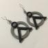 Stargate SG-1 EarthGate Earrings image