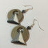 Star Trek Vulcan IDIC Earrings image
