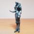 Moira Blackwatch Skin - Overwatch - 20 cm image