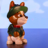 Tracker from Paw Patrol image