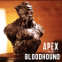 "Bloodhound-Bust from ""Apex Legends"" (Support Free Model) primary image"