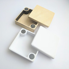 Magna-Box for Printing and Laser Cutting