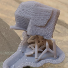 Picture of print of Jumbo Elephant Cutlery Drainer (remix)