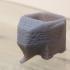 Jumbo Elephant Cutlery Drainer (remix) print image
