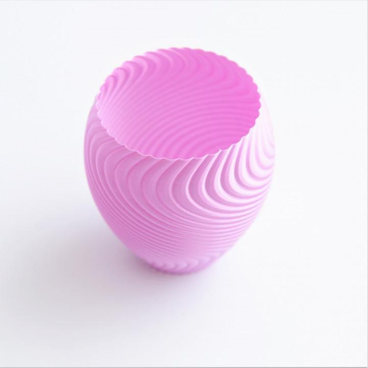Ripple Vase