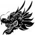 Dragonhead drinkcoaster image