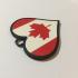 Heart of Canada Pendant image