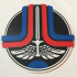 'The Last Starfighter' Starfighter Command Logo Coaster image