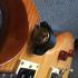 Sucker Mount Slide Holder for Jim Dunlop 223 Brass Knuckle Guitar Slide image