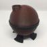 The NestPod - 3D Printed Small Bird/Animal Nest Box image