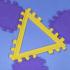 Polypanels // 2x2x2 Triangle image