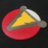 Shazam Logo Coaster image