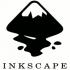 Inkscape coaster image