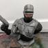 Robocop - Police Officer Alex Murphy print image