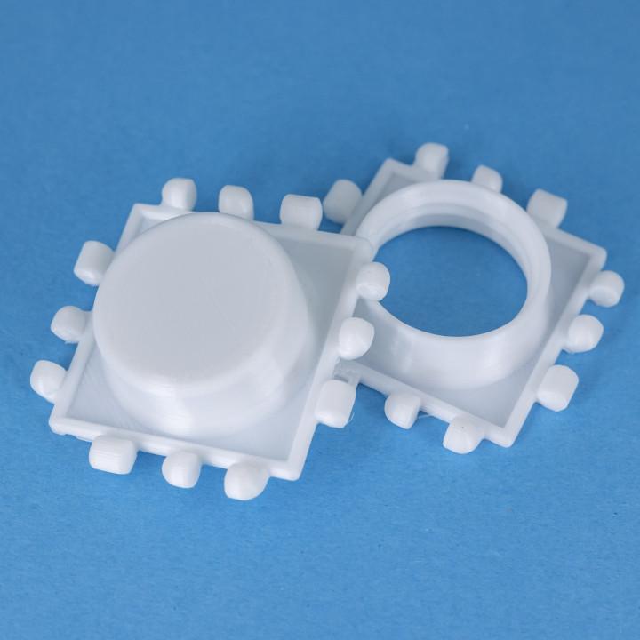 Polypanels // Bottle Cap (Standard 2L)
