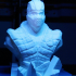 Sub Zero from Mortal Kombat - Support free bust image