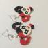 Harley Quinn Earrings image