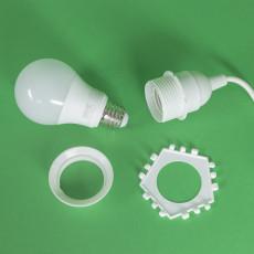 Polypanels // Hemma IKEA Light Connector