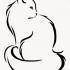 Keychain 'cat' image