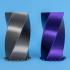 Polypanels // Pentagon Twist Container image