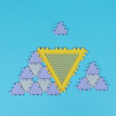 Polypanels // 3x3x3 Triangle