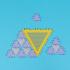 Polypanels // 3x3x3 Triangle image