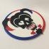 Harley Quinn Logo Coaster image