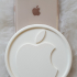 Coaster with Apple logo image