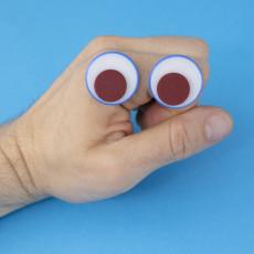 Googly Eyes // 1 inch