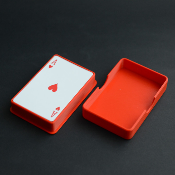 Simple Card Box