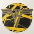 Van Halen 'Bumblebee' Logo Coaster image