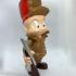 Elmer Fudd from Looney Tunes print image
