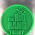 The Big Bang Theory drink-coaster image