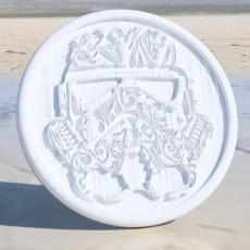 Stormtrooper 'deluxe' coaster