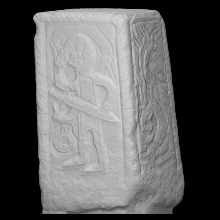 Funerary stele Niederdollendorf