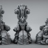Asmodeus - Lord of Hell - 32mm Scale (Pre-supported) image
