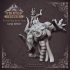 Amalgamation - Large Monster - Hell Hath No Fury - 32mm scale (Pre-supported) image