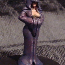 Picture of print of Female Cultists - Hell Hath no Fury - 32mm scale (Pre-supported)
