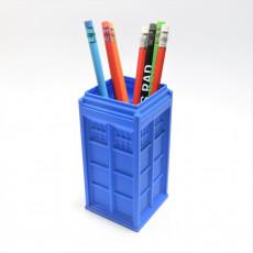 TARDIS: Vase Mode!
