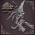 Falor - Greater Demon - Hell Hath No Fury - 32mm Scale (Pre-supported) image