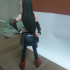 Tifa Lockhart - Final Fantasy 7 Remake - 32cm model* print image
