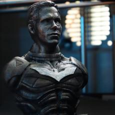 Christian Bale as Bruce Wayne / Batman (Support free bust)