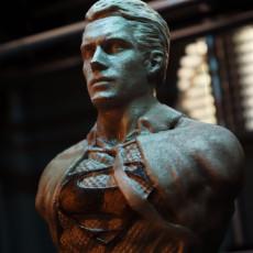 Henry Cavill as Clark Kent / Superman (Support free bust)