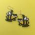 Salty Bee Earrings image