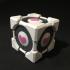 Portal Companion Cube Gift Box image