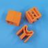 Compliant Cube Clips image
