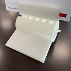 Picture of print of Compliant Stand Clips