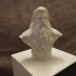Zeus: Greek God of the Sky and Thunder (support free bust) print image